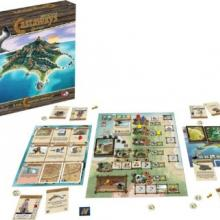 The Box art for Castaways