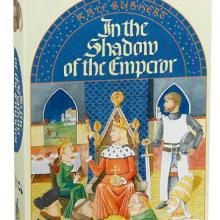 The Box art for Shadow of the Emperor Board Game