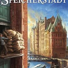 The Box art for The Speicherstadt Board Game