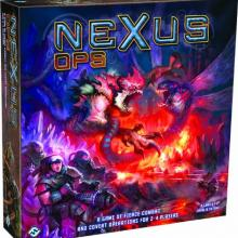 The Box art for Nexus Ops
