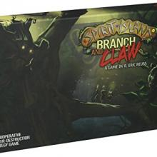 The Box art for Spirit Island Branch & Claw Expansion