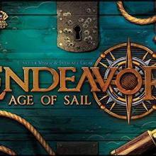 The Box art for Endeavor: Age of Sail