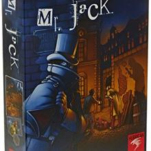 The Box art for Mr. Jack