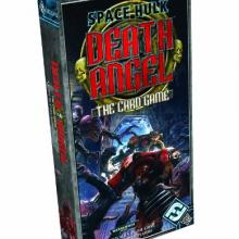 The Box art for Space Hulk: Death Angel - The Card Game