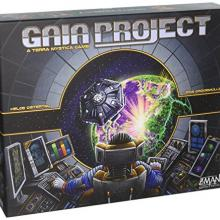 The Box art for Gaia Project