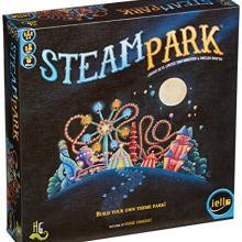 The Box art for Steam Park