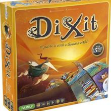 The Box art for Dixit