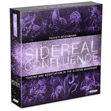 The Box art for Sidereal Confluence