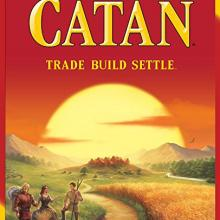 The Box art for Catan