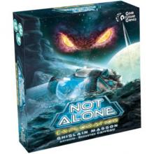 The Box art for Not Alone: Exploration