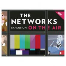The Box art for The Networks: On The Air Expansion