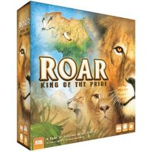 The Box art for Roar: The King of the Pride
