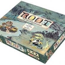 The Box art for Root: The Riverfolk Expansion