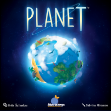 The Box art for Planet