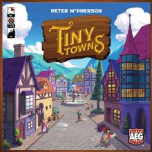 The Box art for Tiny Towns