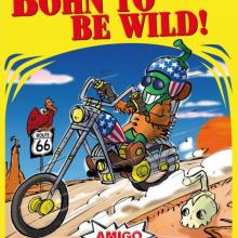 The Box art for Bohn To Be Wild!