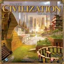 The Box art for Sid Meier's Civilization: The Board Game