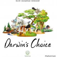 The Box art for Darwin's Choice