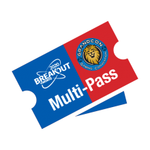Breakout and Grand Cons Multipass