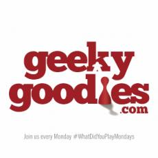Geeky goodies logo