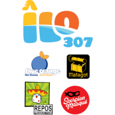 group of logos