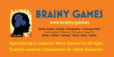 Brainy Games logo